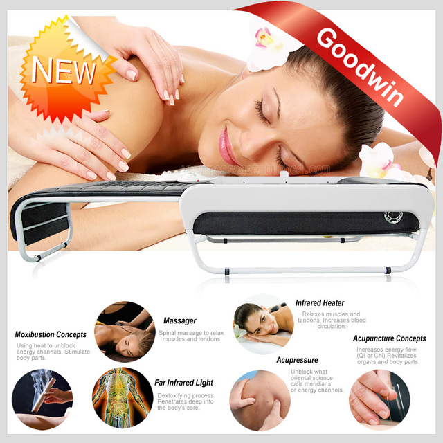 2015 used electric massage table&portable spa facial bed&beauty salon facial bed portable