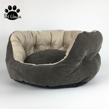 Pet Dog Bed House Cat Small Medium Dogs Warm Puppy Chihuahua Totoro Washable Breathable Mat