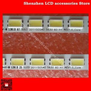 Image 2 - 10piece/lot  FOR Samsung  LJ64 03567A TCL L40U4010  Samsung LTA400HM21  L40U4000A  60LED 452MM 100% NEW