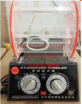 Jewelry Polishing Tools 5kg Capacity Rotary Tumbler Rock Tumbler Polishing Machine Jewelry