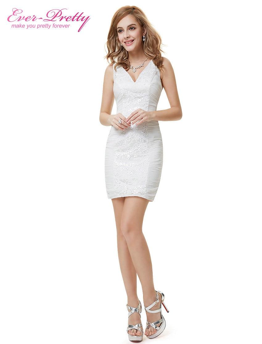 Online Get Cheap Short White Cocktail Dress -Aliexpress.com ...