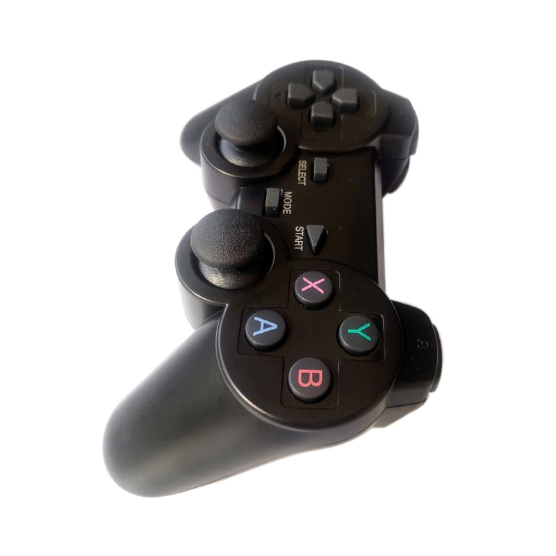 lowest price Professional computer gampead PC wireless game controller 2 4Ghz joystick with PC360 mode double vibration for Win7 Win8 Win10