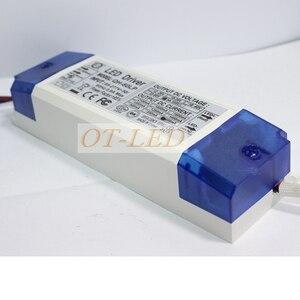 Image 5 - 2 חתיכות 40 W 50 W 60 W LED נהג 18 30x3W 600mA DC54 105V גבוהה כוח LED Powr אספקת הארה