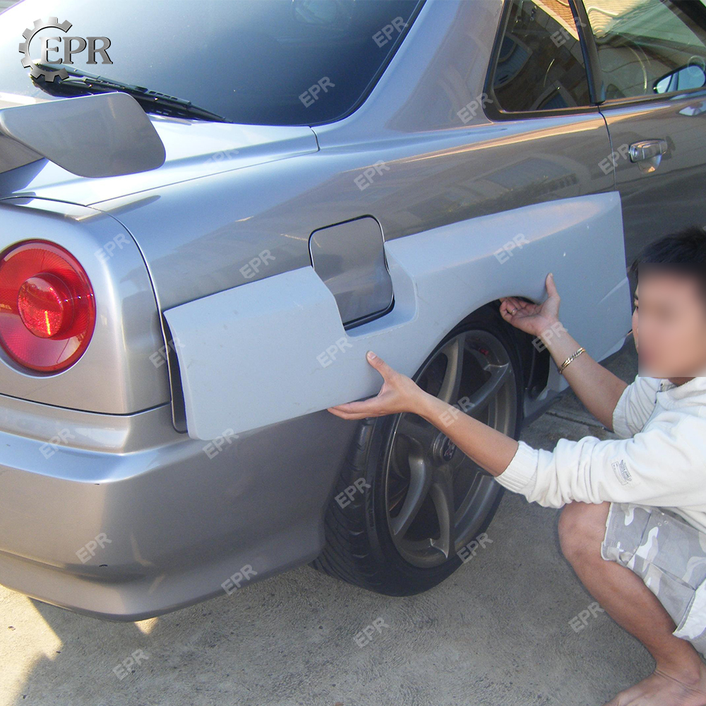 BIG SALE] Hot Selling For NISSAN GTS R33/ R34 RB25DET Turbo