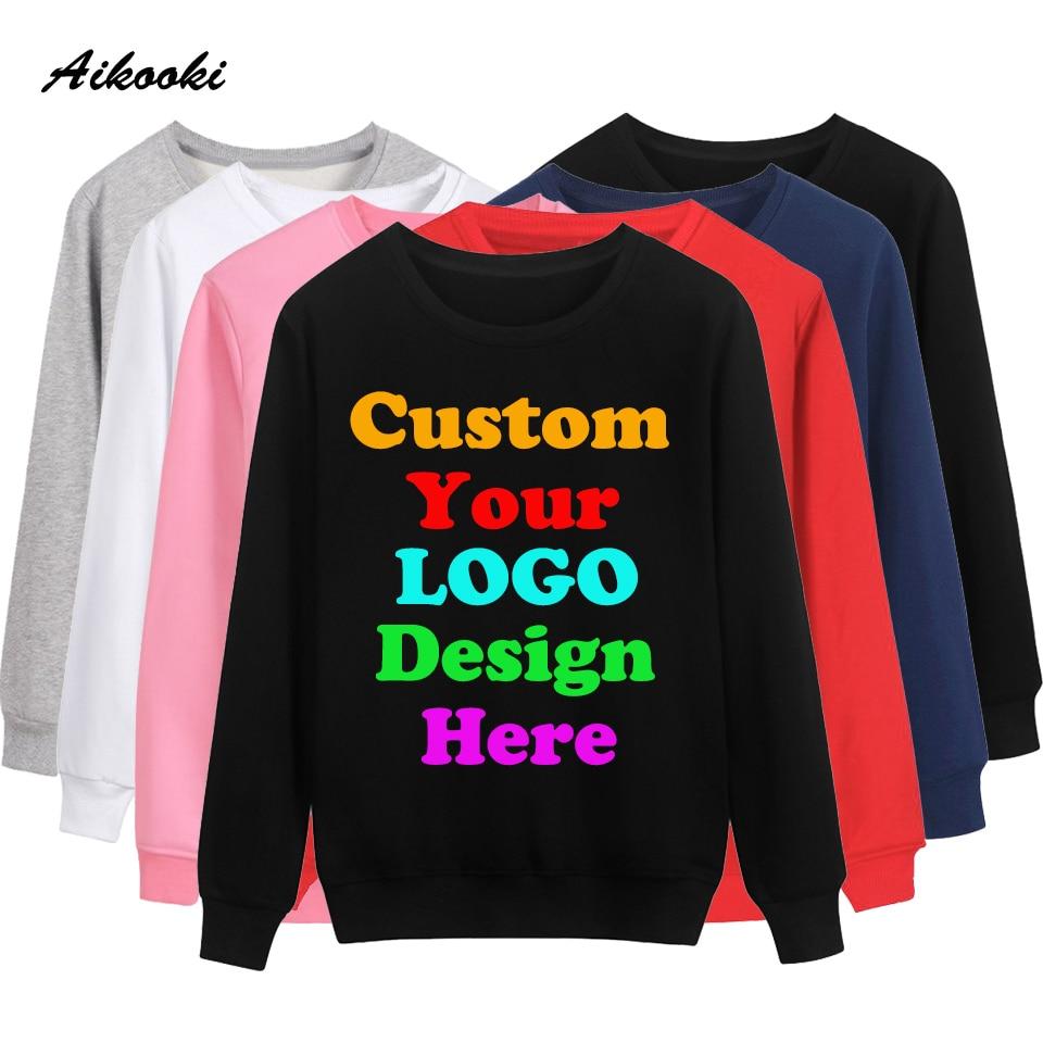 Personalizado Sudadera con capucha logotipo de texto de los hombres de las mujeres personalizado Polluver personalizar sudaderas con capucha de la promoción de la compañía de ropa
