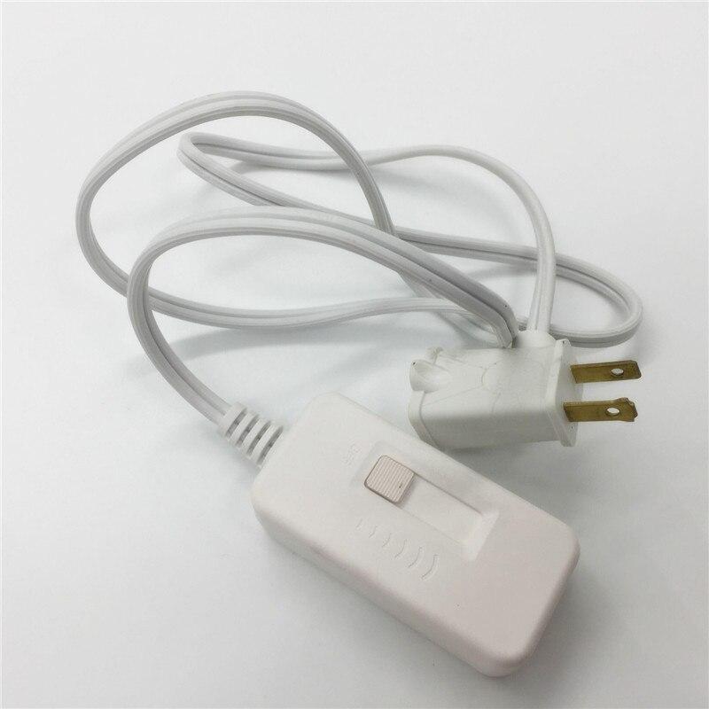 Gradateur homologué UL pour prise de lampe variateur de LED gradateur de table gradateur CFL/LED