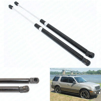 2 Rear Window Glass Auto Gas Spring Lift Support Struts Fits Ford Explorer Mercury Mountaineer 2002