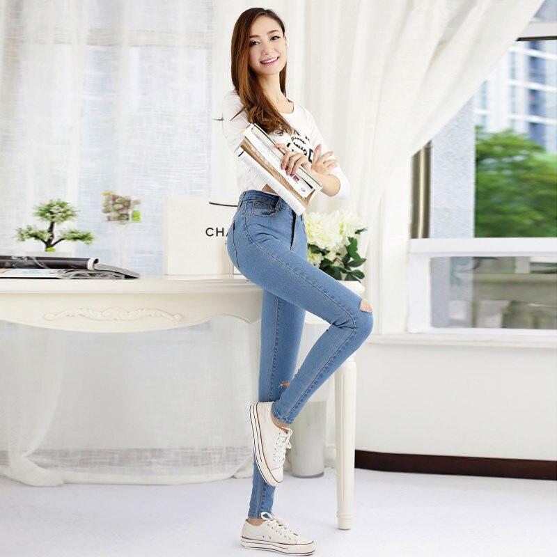 Женские джинсовые штаны и Шорты TC