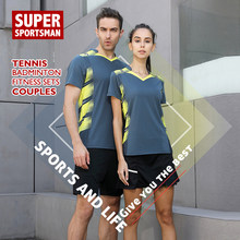 Mens Sportswear Basketball Jerseys Run Shorts Women Tennis Badminton Gym Wear Training Football Tracksuit Uniforms Jogging Suits(China)
