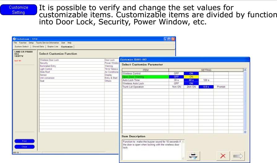 GTS tis 3 OTC scanner Professional FOR Toyota IT3 Global Techstream GTS OTC display 6