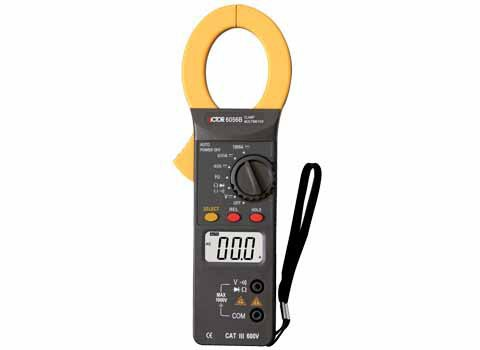 VICTOR 6056B 3 3/4 AC DC Digital Clamp Meter multimeter VC6056B Resistance Capacitance Frequency Measurement Digital Multimeter victor 6050 digital clamp meter