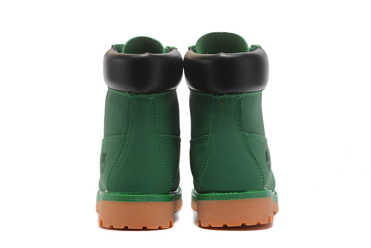 TIMBERLAND Women Classic 10061 Green Street Martin Boots,Woman Popular High Top Fashion Leather Ankle Work Timber Casual Shoes  4