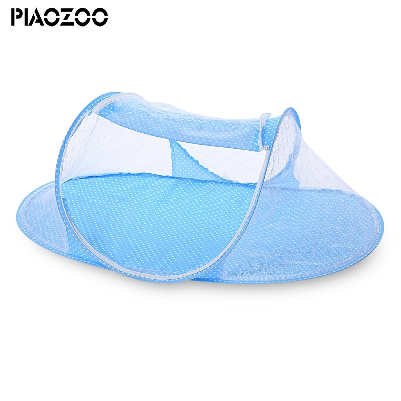 Summer Newborn Baby Crib Mosquito Net Stroller Baby Bed Foldable Boat Shape Insect Net Crib Tent Baby Room Decor 2018Hot SaleP30