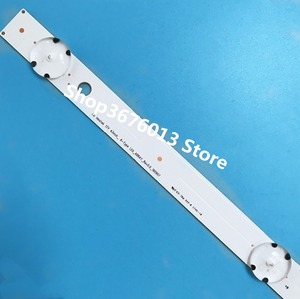Image 3 - 새로운 키트 3 PCS 7LED 830mm LED 백라이트 스트립 LG TV 43UJ634V 43LJ61_FHD_L LC43490059A LC43490058A Innotek 17Y 43inch_A Type