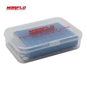 Image 5 - Marflo myjnia samochodowa Detailing magiczna glina Bar 100g Fine Medium King Grade Heavy 80g nowy Piont Clay Bar potężne usuwanie zanieczyszczeń