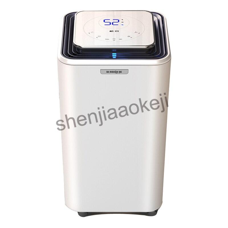 Household air dehumidifier DH02 mute basement bedroom industry Dryer moisture absorber dry mini Dehumidifier 1pc цена 2017