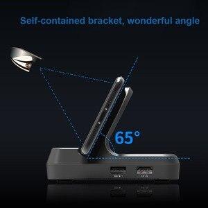 Image 4 - NEX Tastatur Maus Konverter Station Stehen Docking Adapter für Android Telefon PUBG Gamepad Joystick Spiele Controller BattleDock