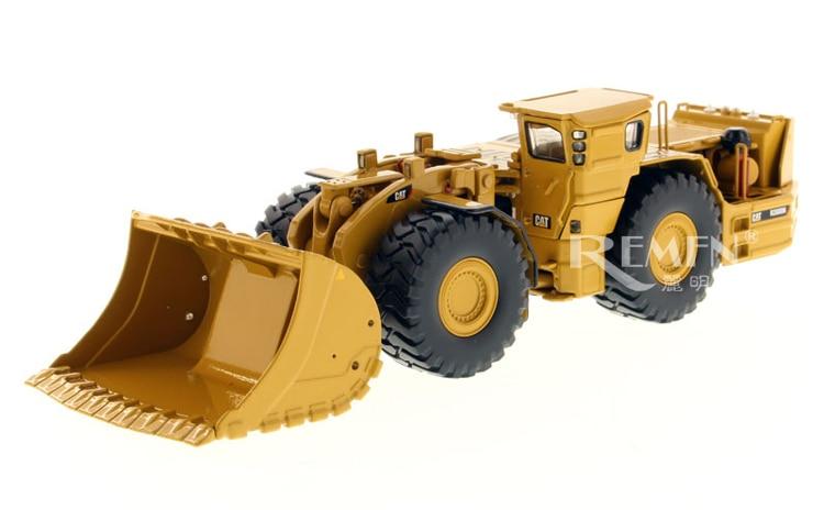 Jouet à collectionner moulé sous pression modèle cadeau DM 150 échelle Caterpillar R3000H machines dingénierie de chargeur de roue souterraine 85297