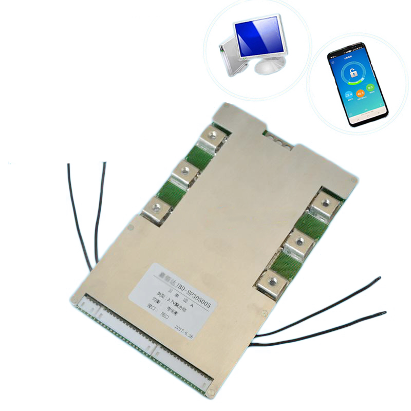 Aliexpress.com : Buy 30S lifepo4 Lipo Lithium Battery Protection Board Li ion Smart BMS Phone