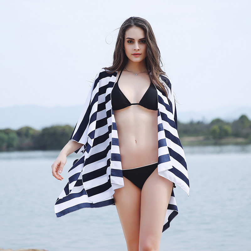 Sexy Ladies Women strip Beach Wear Dress Crochet Bikini beach Cover Up Swimwear shawl Swimsuit saida de praia 2017