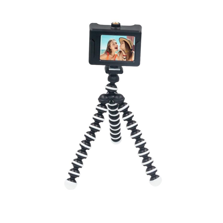 Universal Travel Octopus Camera Accessories Support Action Camera Sponge gorillapod Tripod Species Variety Mobile Desktop