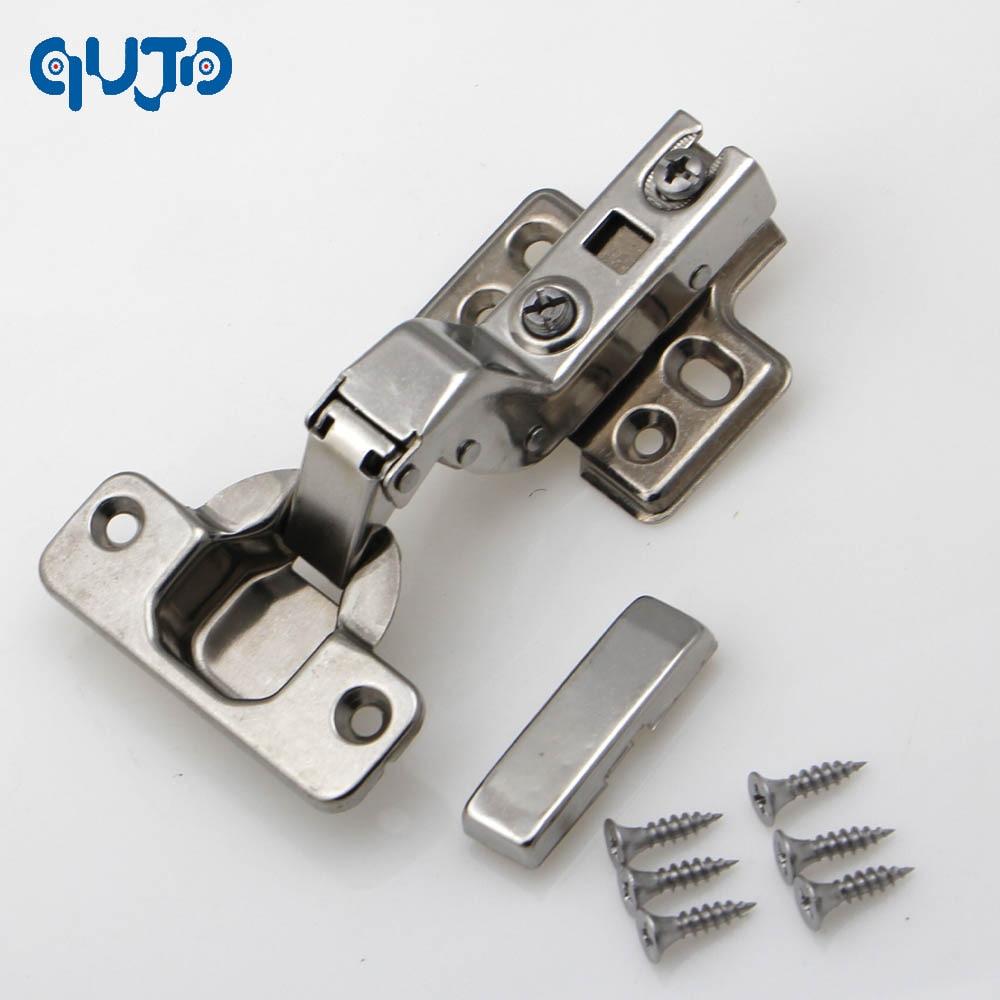 inset nascondere cerniera mobili cerniera in acciaio inox 304 embed idraulico regolabile inset armadio da cucina