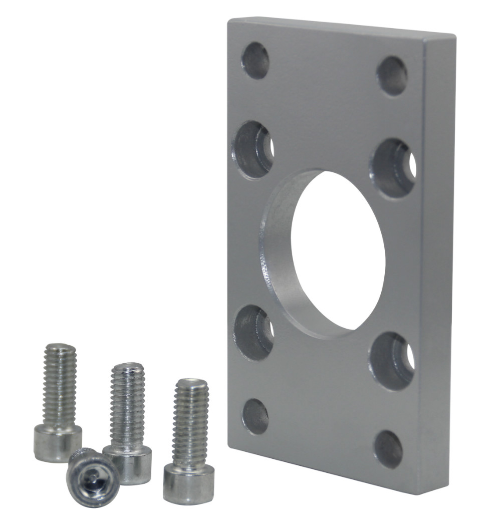 ISO6431 Pneumatic Cylinder Accessory;ISO-FA-FB Type Bore 80mm