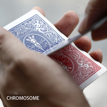 New Chromosome (Gimmick+Online instruct) - Magic Trick Street Magic Close up Mentalism Magic Stage Magic Illusion Fun все цены