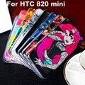 Мягкий Пластик TPU Case For HTC DESIRE 620G 620 г Для HTC Desire 820 Мини D820mu 5.0 дюймов Dual Sim 820 мини 620 Г Телефон Обложка Shell