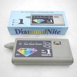 Бесплатная доставка! Инструмент для тестирования ювелирных изделий надежный тестер алмазных и муассанитов, детектор алмазов детальный сел...