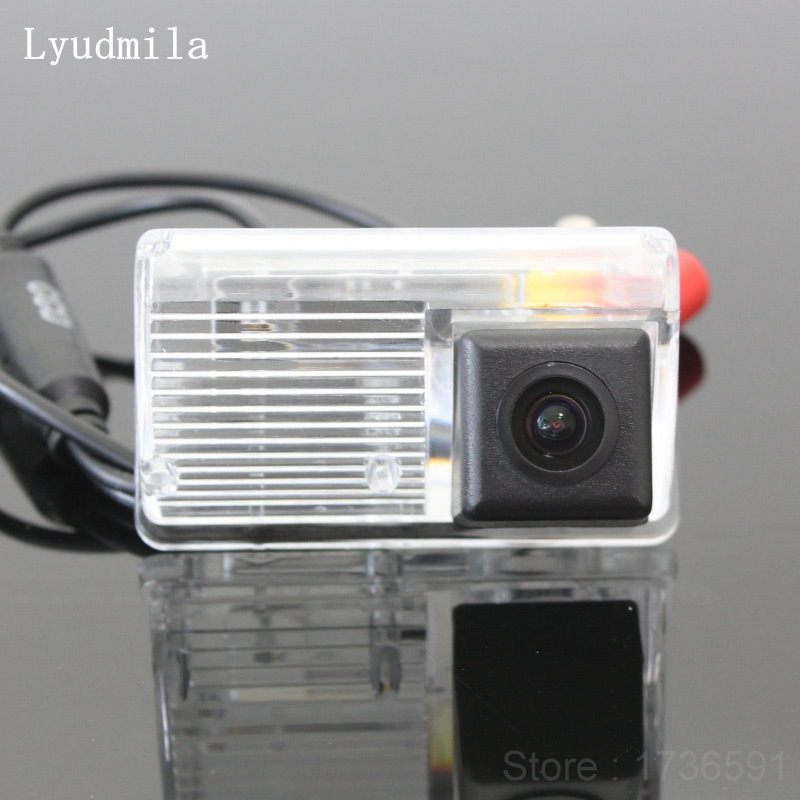 Lyudmila Wireless Camera Per TOYOTA Auris/Blade 2006 ~ 2012 Car Rear telecamera/HD Back up Reverse Fotocamera/CCD Notte visione