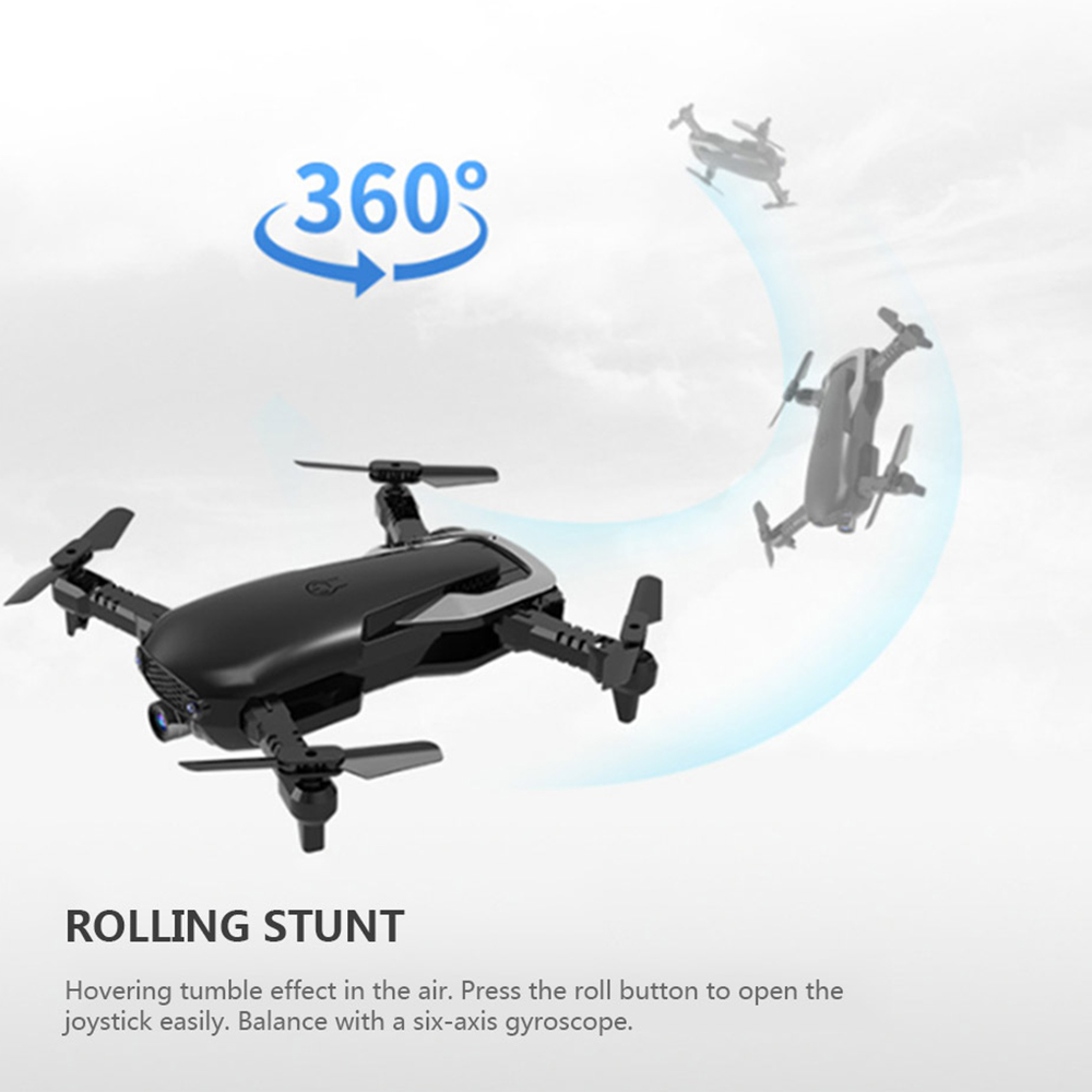 Image 4 - RC helicopter HD 1080p drone fpv WiFi real time transmission quadcopter altitude remains stable drone with camera vs e58 drone-in RC Helicopters from Toys & Hobbies