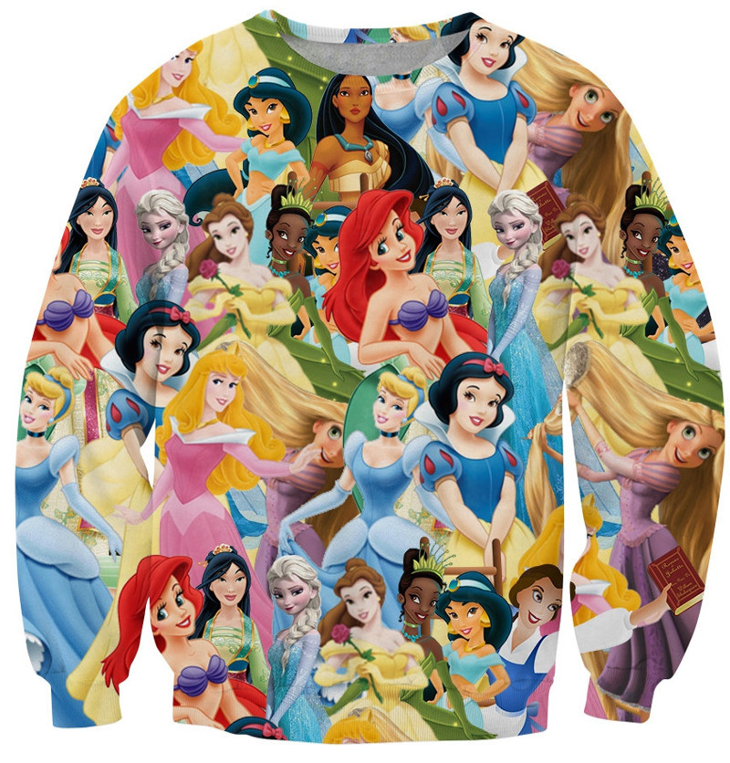2018 classic anime graphic printed hoodies hombre/mujer sweatshirts men women 3d casual pullovers cute cartoon moleton