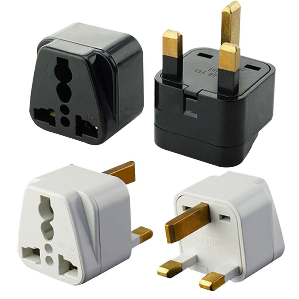 New US To <font><b>UK</b></font> <font><b>Plug</b></font> Adapter <font><b>Plug</b></font> Power Converter <font><b>3Pin</b></font> Socket Travel Adapter Electrical Socket <font><b>Plugs</b></font> Adaptors Portable Wholesale image