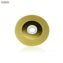 DMD Diamond Cutting Blade Sharpener Golden Disc Glass Jade Agate Marble Household Knives