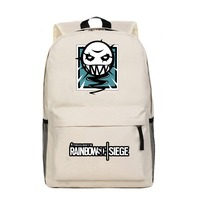New Game Rainbow Six Tom Clancy's Backpack School Bags Cosplay Kids Teens Shoulder Bags