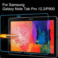 Szkło hartowane dla Samsung Galaxy Tab uwaga Pro 12.2 cal P900 P901 P905 SM P900 ochrona ekranu tabletu folia ochronna w Ochraniacze ekranu do tabletów od Komputer i biuro na