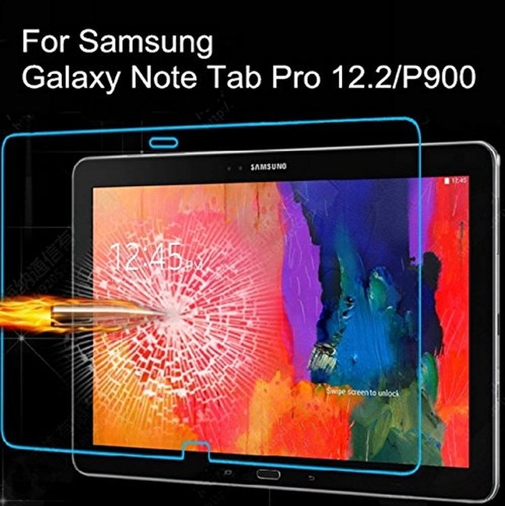 Tempered Glass For Samsung Galaxy Tab Note Pro 12.2 Inch P900 P901 P905 SM-P900 Tablet Screen Protector Guard Film