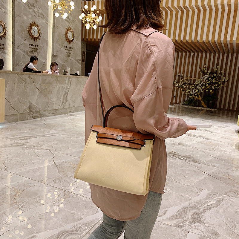 Female Crossbody Tote Bag For Women 2019 Quality PU Leather Luxury Handbag Designer Sac Main Ladies Large Shoulder Messenger Bag in Top Handle Bags from Luggage Bags