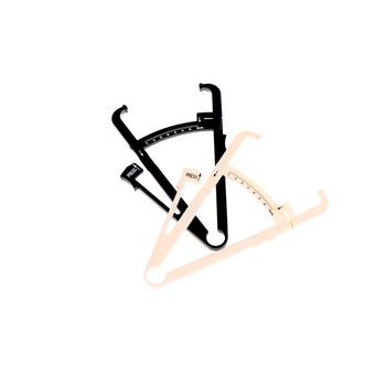 Osobisty analizator tkanki tłuszczowej suwmiarka miarka Fitness Slim Keep Health Tester Monitor tkanki tłuszczowej Sebum Meter Folder tanie i dobre opinie KuZHEN Other Body Fat Tester Utrata masy ciała kremy