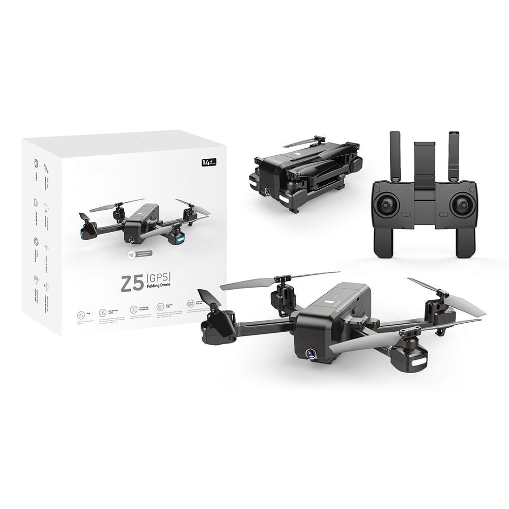 SJRC Z5 Quadrocopter with HD 7P/1080P Camera GPS Drone 2.4G/5G Wifi FPV Altitude Hold Follow Me Mode Dro vs Visuo XS812 24