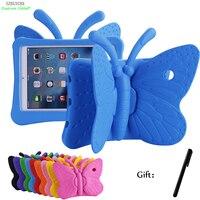 SZEGYCHX ze Stykiem Ochronnym Etui Do iPad Air 1 Powietrza 2 Pro 9.7