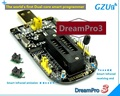2pcs  DreamPro3 DreamPro2 Offline copy motherboard BIOS SPI FLASH 25 USB programmer writer + Adapter 150