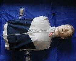 Advanced CPR Training Manikin,Bust CPR training model