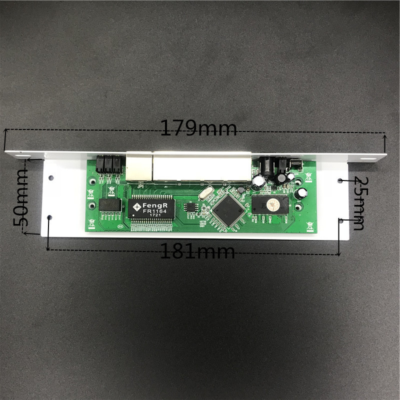 OEM 5 port router module manufacturer direct sell cheap wired distribution box 5-port router modules OEM wired router module 6