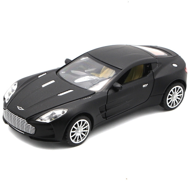 Charming 1:32 Kids Toys Aston Martin One 77 Metal Toy Cars Model For Kids