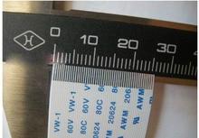 цена на 50pin 180mm length Power Button Flat Ribbon AWM 20624 80C 60V VW-1 0.5mm pitch 50p FPC FFC Flex cable