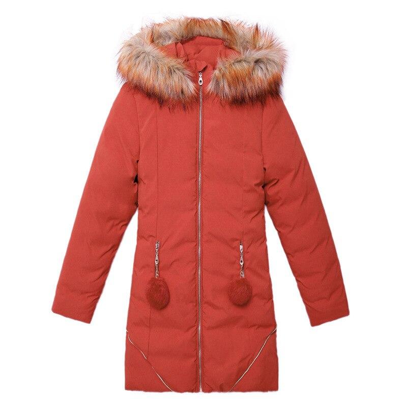 Manteau Longue Le Femmes Noir Vers D'hiver Kg vert Mm Graisse De Rembourré En Coton orange Bas 200 Xl vXgn0