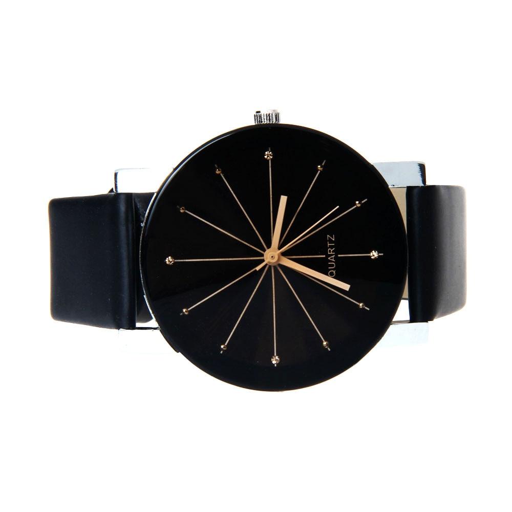Luxury Brand Watches Men Women Fashion Quartz Watch Sport Watch Clock Relogio Masculino Feminino Ladies Round Case Wrist Watch #3