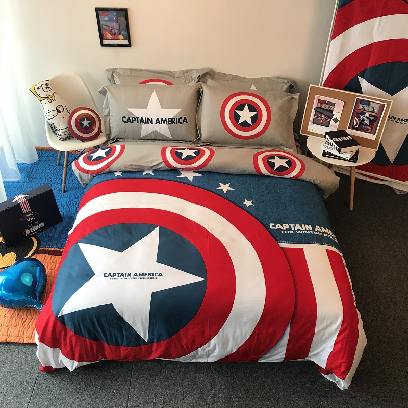 other kids teens bedding marvel superhero two pillow cases 100 cotton standard queen size pillow covers laborsrb com